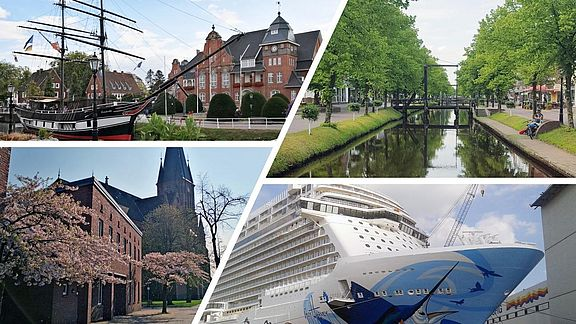 Impressions of Papenburg